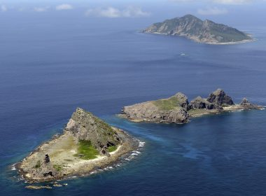joint military operations in Senkaku islands