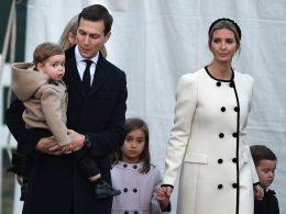 Liberals Attack Ivanka Trumps Children