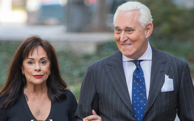 This Roger Stone Announcement Just Shook the Deep State