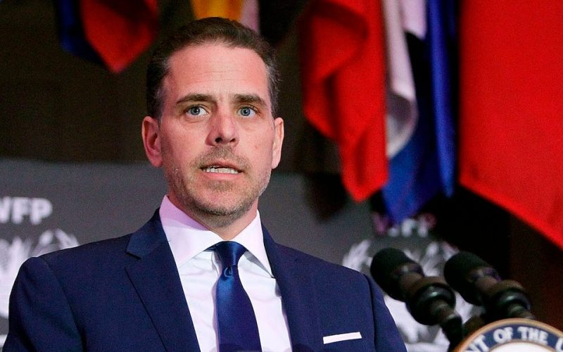 Hunter Biden Suddenly Re-Emerges From the Depths of the Swamp
