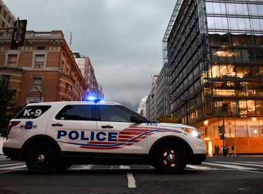 Lawmakers Turn on DC Police