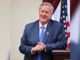 Mark Meadows Releases Official Announcement About Biden Regime