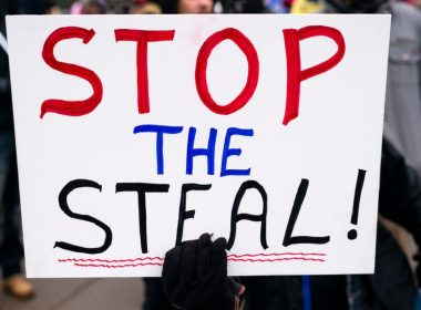 Battleground State Is NOT Done Fighting, Continues STOP THE STEAL