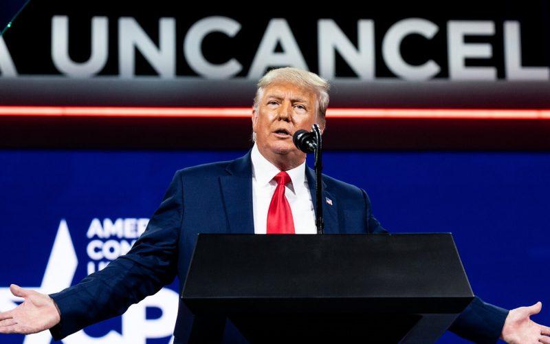 Trump Names Names, Hints BIG Things Coming