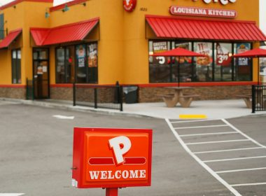 Video: Popeyes Drive-Thru A** Whoopin' Frenzy Erupts