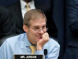 VIDEO: Jim Jordan Brings The Roof Down At Congress Hearing