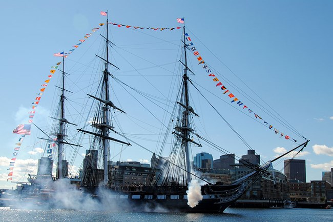 Dems Snub Military on Memorial Day Weekend, USS Constitution Has it Covered