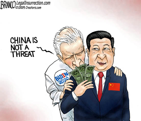 We Have Joe Biden's Phone Call With China...It's Now Time to IMPEACH Him 2