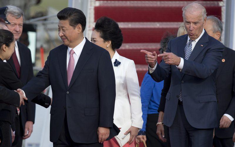 biden phone call China