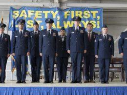 Air Force Gunship Crew Receives Awards For Saving 88 Lives