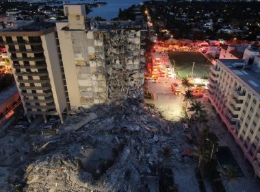 Devastating Hi-Rise Collapse, Unknown Amount of Victims Trapped or Dead