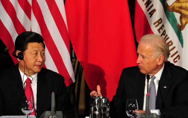 China Sends Joe Warning