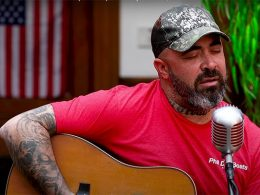Pro American Music Artist Aaron Lewis Skyrockets Career With New Patriotic Song