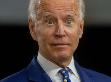 Joe Biden collapsing