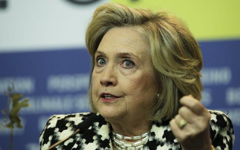 Hillary Clinton Puts Deplorables on Notice