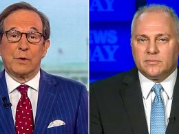 Steve Scalise Holds Firm, Doesn't Crumble to Christopher Wallace's Partisan Tricks