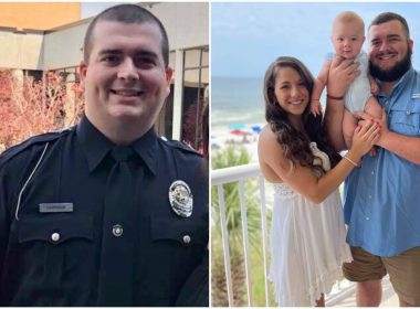 Young Police Officer Murdered on his First Shift