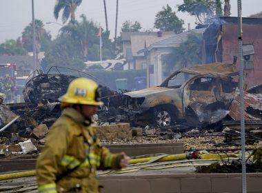 Video: Plane Crash, Many Victims